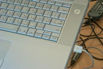 mini laptop toetsenbord